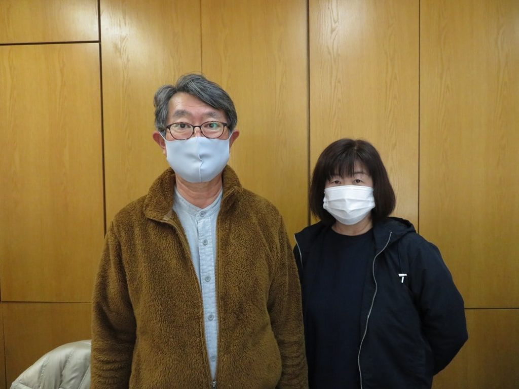 小林瓦工業株式会社では従業員のマスク着用を徹底して行っております