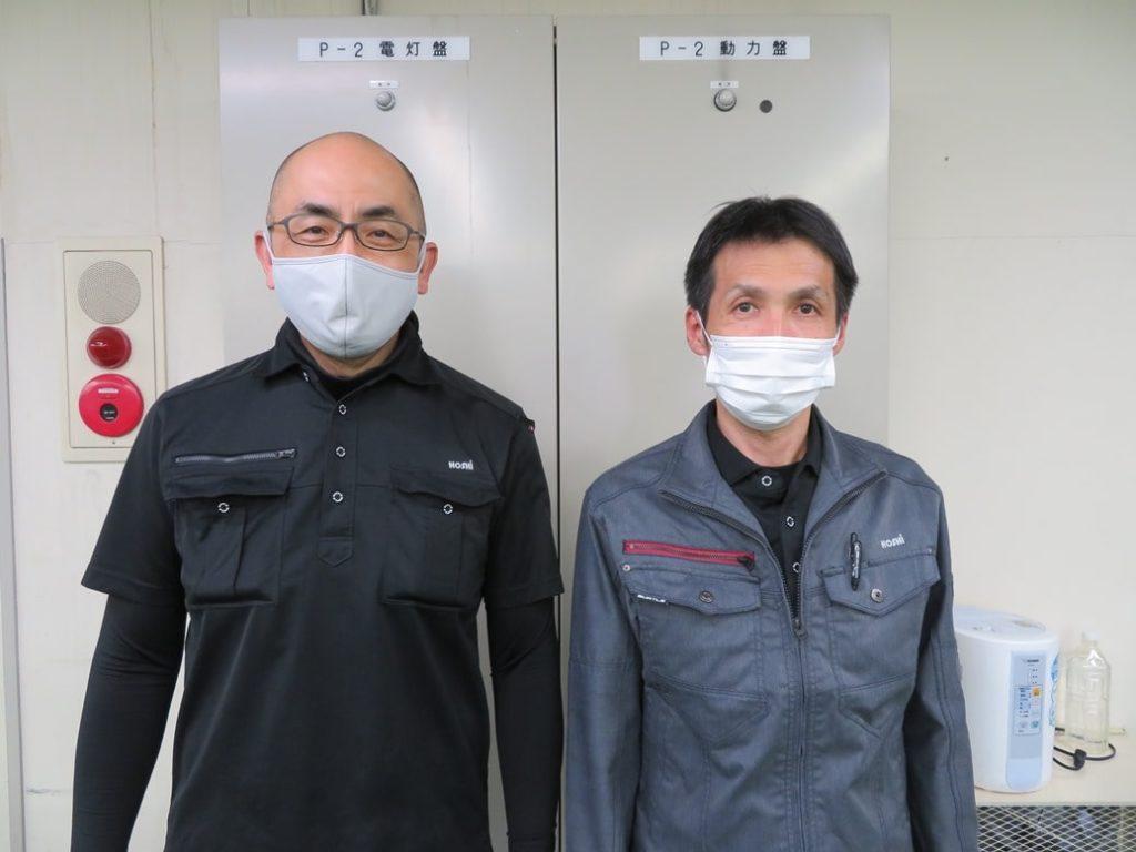 プラプリ工房(星合成株式会社)では従業員のマスク着用を徹底しています